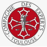 Logo compagnie des experts de Toulouse